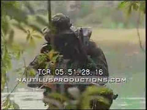 US Army Special Operations Forces Nautilus Productions Stock Video