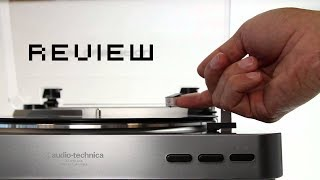 audio technica lp60 usb turntable review