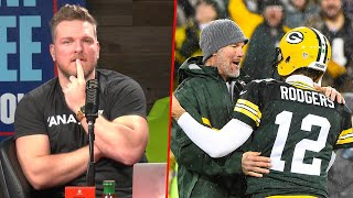 "Brett Favre to Aaron Rodgers to Jordan Love. Is Green Bay the ""Quarterback Factory?"""