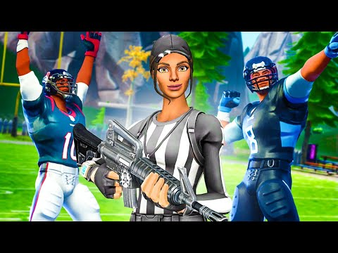 Playing FORTNITE with Marcus Mariota & DeAndre Hopkins at the NFL DRAFT!