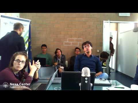 Extra Nexa Lunch Seminar - Understanding and rewiring cities using big data