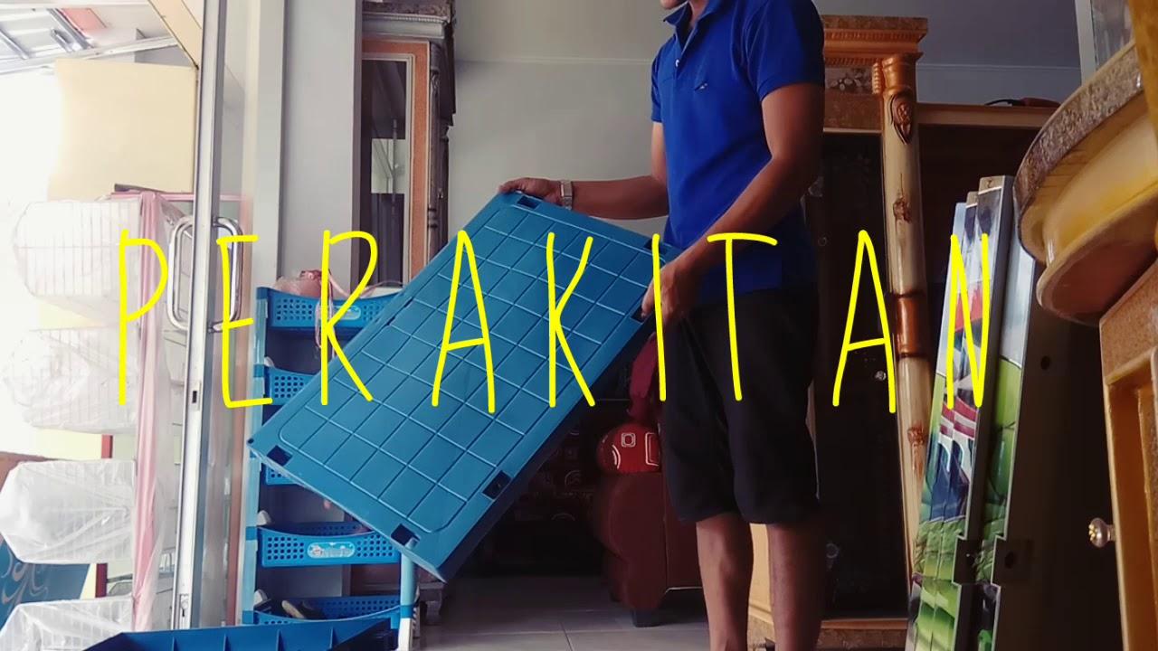 Cara Memasang Merakit Lemari Plastik Naiba Super Cabinet Scp 4susun Avenger Youtube