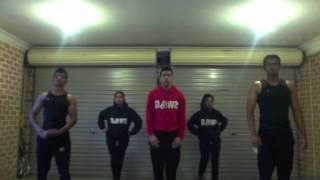Mukkala Mukkabala A.R.Rahman - Australian Tamil Dance Crew (D'FATE)