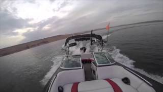 Boater Loses Control of Boat While Ghost Riding