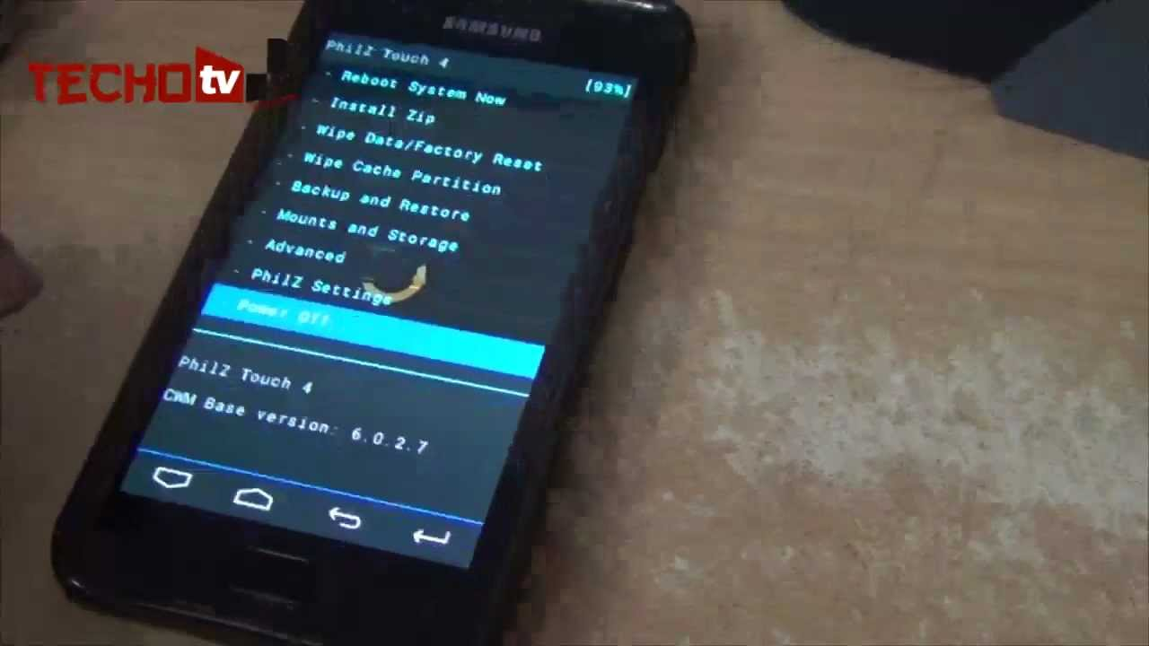 How to Root Galaxy S2 I9100 on Official Jelly Bean 4.1.2 XWLS8 OS