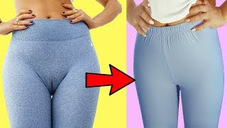 10 CLOTHING STRUGGLE HACKS!