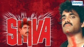 Shiva (1990) - Hindi Full Movie - Nagarjuna - Amala - J D Chakravarthy - Bollywood  Action Movie