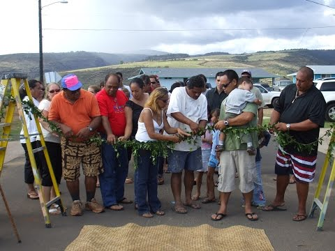 OHA Grantee Helps Hawaiians with Housing
