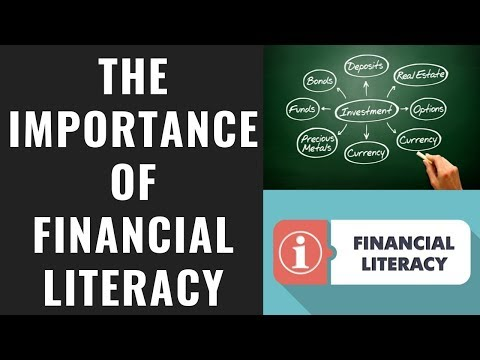 The Most Valuable Financial Asset You Will Ever Have | Importance of Financial Literacy/Intelligence