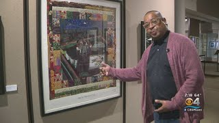 Collection Of African American Fine Art On Display In Fort Lauderdale