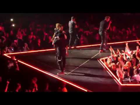 Backstreet Boys - Full 4K Live Performance At London O2. 17 June 2019