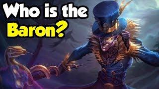 baron samedi the god of life and death vodou mythology explained