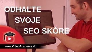 SEO test online - Otestujte si zdarma svoje YouTube videá z pohľadu SEO