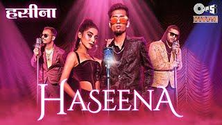 (हसीना) Haseena Official Video   Rajneesh Patel   Moin Shaikh MZ   Latest Marathi Song 2021