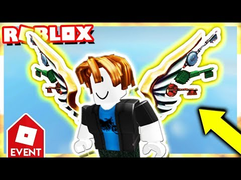 *OFFICIAL?* GOLDEN WINGS SECRET ABILITY (FLYING?!) ALL KEYS! (ROBLOX READY PLAYER ONE EVENT)