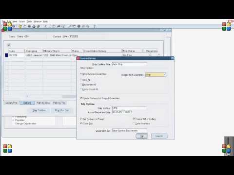 Sets in Oracle Order Management
