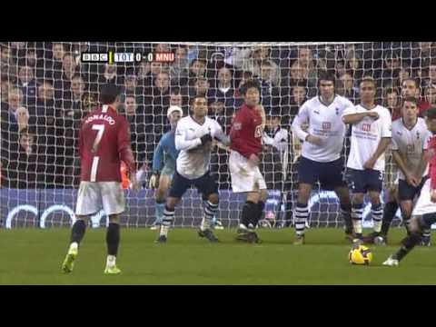 Heurelho Gomes Save VS Manchester United