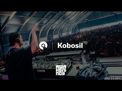 Kobosil DJ Set @ Awakenings Festival 2017: Area X | BE-AT.TV