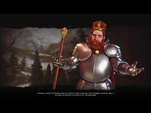 Sid Meier's Civilization VI gameplay part 2 |