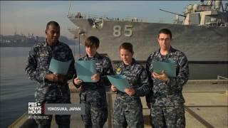 Holiday music from U.S. military around the world