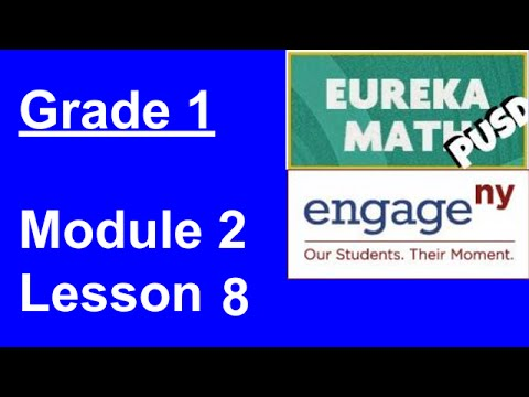 Eureka Math Grade 1 Module 2 Lesson 8