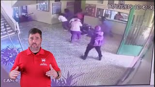 Gruesome Video Of A School Shooting In Brazil