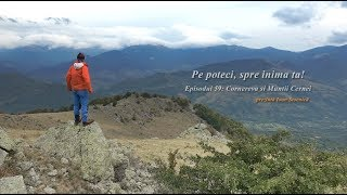 Pe poteci, spre inima ta! S2 - Ep22 (59): Sate din Cornereva si muntii Cernei