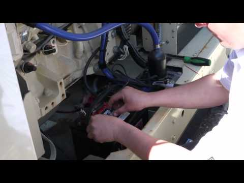 How To Properly Maintain A Generator's Battery System