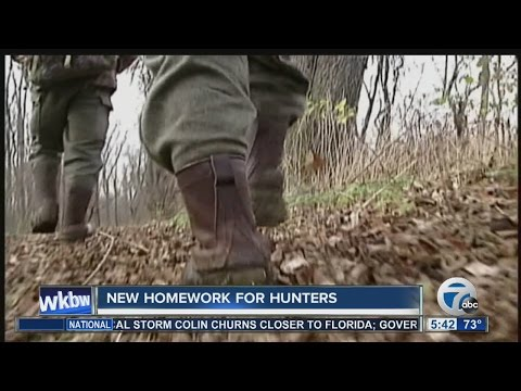 Hunting Homework Required For NY License Course