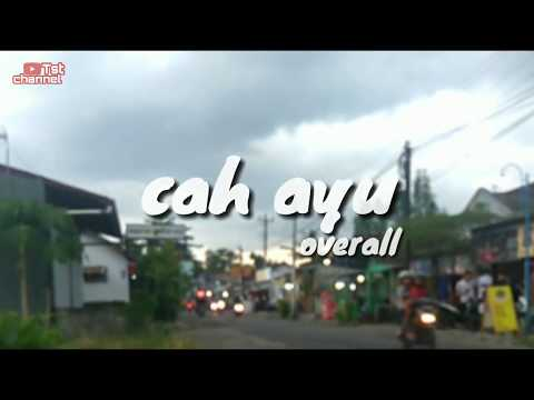 Overall - cah ayu
