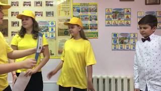 Школьники Анапы снимают ролики о ПДД