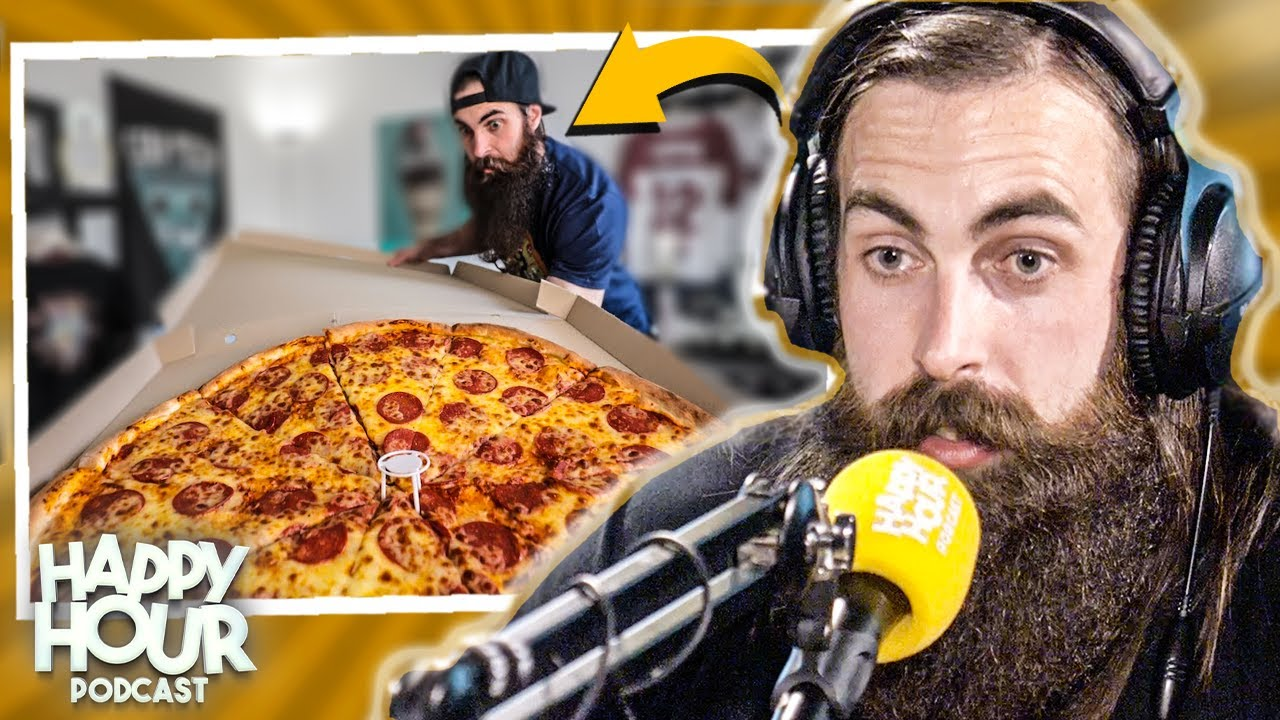 The Food Challenge That Almost KILLED BeardMeatsFood