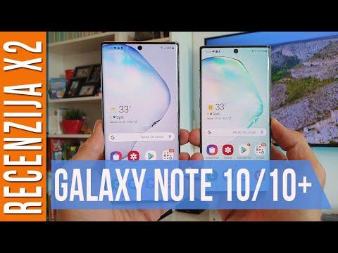 Samsung Galaxy Note 10 i Note 10+ Dvostruka Recenzija