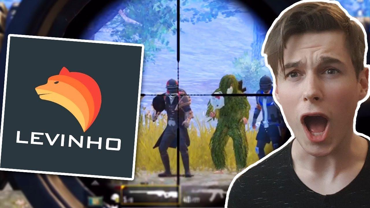 Image result for pubg gamer levinho
