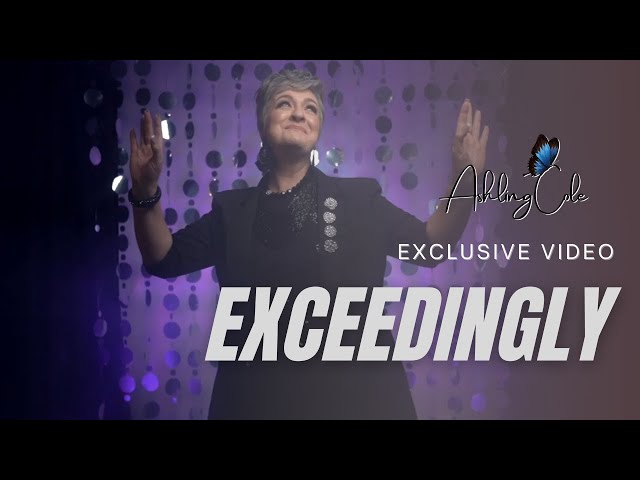 Ashling Cole - Exceedingly [Official Video]