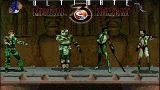Ultimate Mortal Kombat 3 - Randper Kombat【TAS】