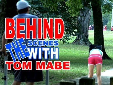 Behind The Prank:  With Tom Mabe