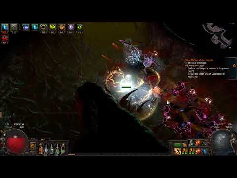 3.5 LACERATE T15 carcass showcase