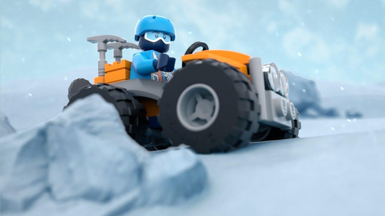 LEGO City Arctic Air Transport 60193 New