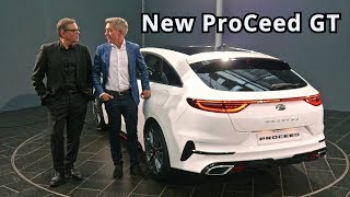 2019 Kia ProCeed GT, first pictures