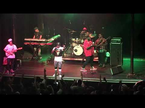 Barrington Levy LIVE - Saw Red - Black Roses - Here I Come