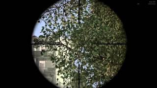 Dayz Standalone - Sniping Montage with Mosin Nagan