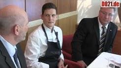 Savoir Vivre verleiht 3 Sonnen für das Restaurant Palmgarden in der Spielbank Hohensyburg