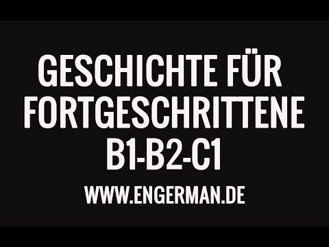 Deutsch für Fortgeschrittene B2 - C1
