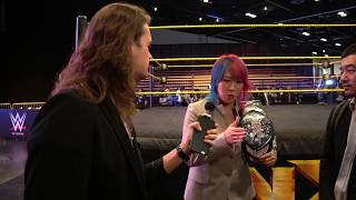 Raw or SmackDown Live? Asuka Says She's Ready!