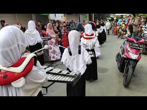 Opick. Ramadhan Tiba Dj. Cover Backsound Drumband.