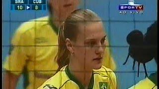 Grand Prix 2004 - Brasil x Cuba