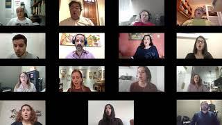 Coro Haydéa Moraes - Os que esperam (online)