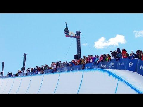The Best Of Chloe Kim Snowboard Tricks: Beyond The Bib