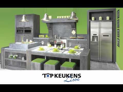 Top Keukens Lisse : Top keukens lisse projecten youtube
